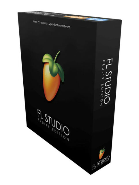 Image Line FL Studio 12 Fruity Edition Music Production Software (NEW)