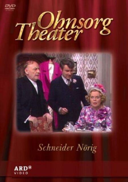 DVD * Ohnsorg Theater: Schneider Nörig * NEU OVP