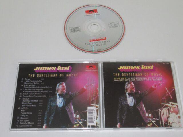 James Last / The Gentleman of Music (Polydor 557 712-2) CD Album