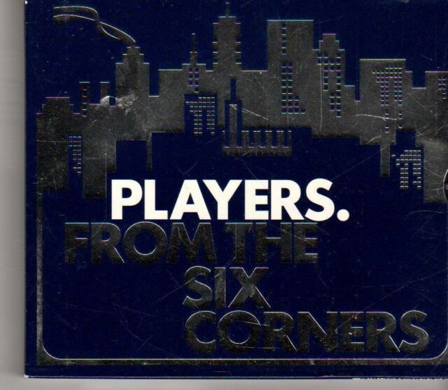 (GA758) Players, From The Six Corners - 2005 CD