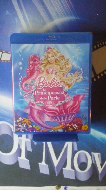 Blu Ray Barbie E La Principessa Delle Perle Non Disponibile