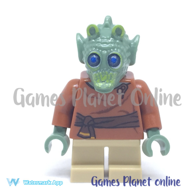 LEGO STAR WARS MINIFIGURE 7962 - WALD  - BRAND NEW