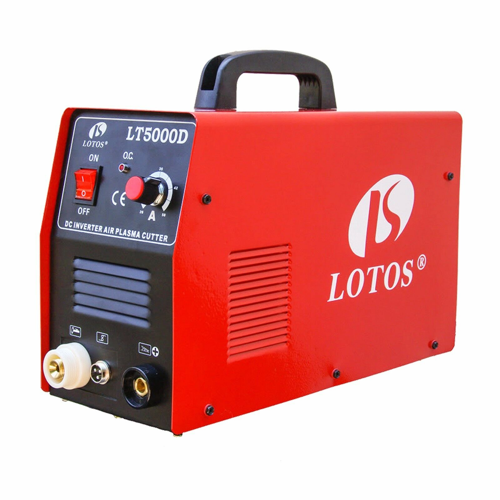 50 amp plasma cutter ebay plasma cutter 50 amp dual voltage compact metal cutter lotos lt5000d clean cut pooptronica Image collections