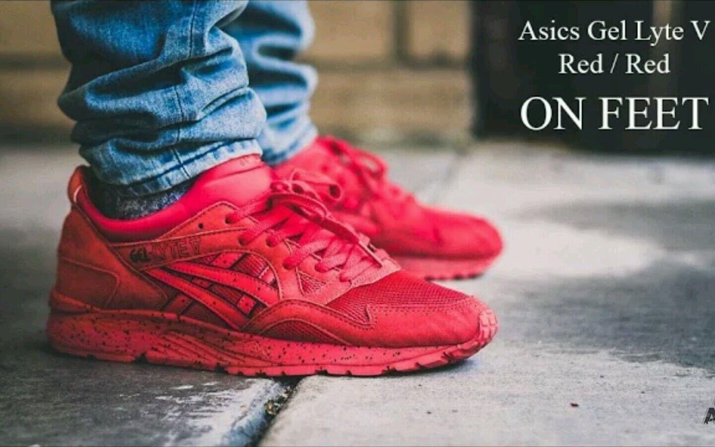 asics gel lyte v all red Sale,up to 33
