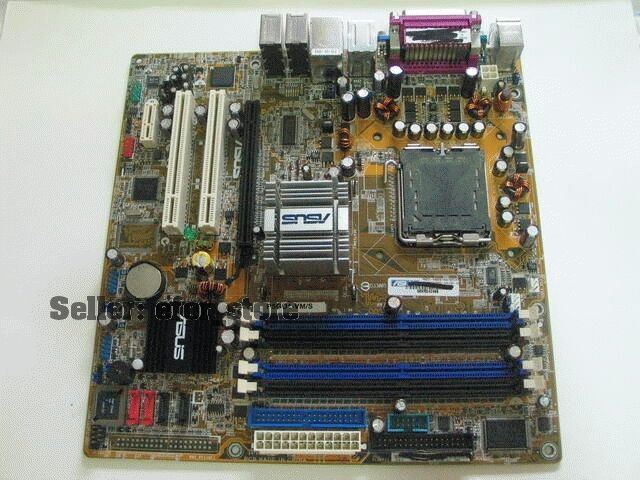 Latest Asus P5GD1-VM Motherboard Drivers