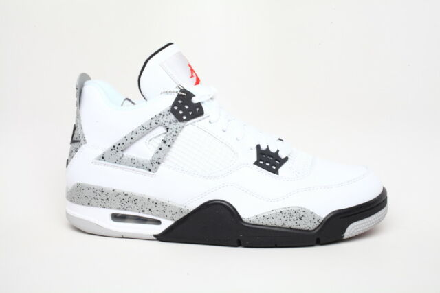 Air Jordan 4 Ciment Blanc Ebay Petites Annonces commercialisables en ligne extrêmement rabais hoCKrlzyt