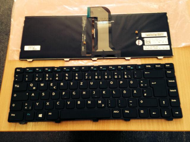 DELL Tastatur Inspiron 15z-5523 deutsch - 04H5P7 / NSK-L80BW mit BELEUCHTUNG