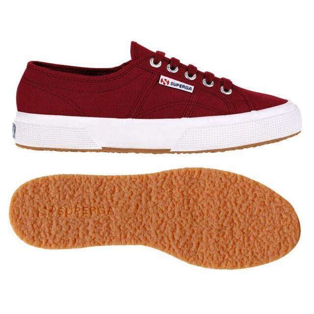 Sneakers Rosso Adulto Scarlet Superga 104 Classic Cotu 2750 Unisex twwPFqv