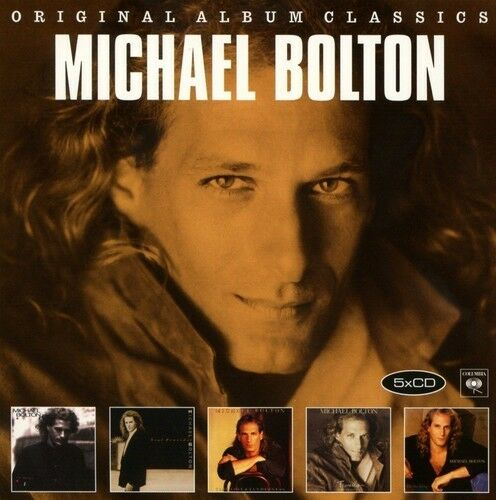 Michael Bolton - Original Album Classics [New CD] Hong Kong - Import