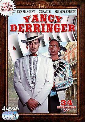 YANCY DERRINGER: THE COMPLETE SERIES (Charles Bronson) - DVD - Region 1 Sealed