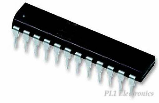 STMICROELECTRONICS   M48Z02-150PC1   ZEROPOWER SRAM 16K, 48Z02, DIP24
