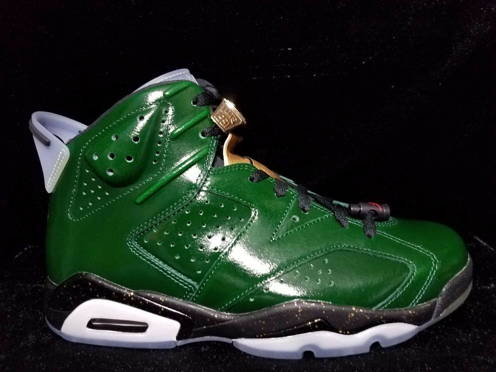 a5045df926f24 ... coupon code for nike air jordan vi 6 retro 2014 champagne championship  384664 350 sz cd35a ...
