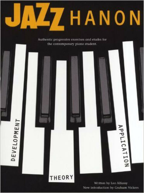 Leo Alfassy: Jazz Hanon (Revised Edition). Partitions pour Piano, New,  Book