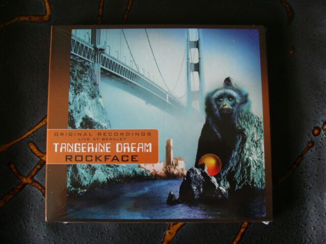 Slip Double: Tangerine Dream : Rockface Live  '88  2 CDs Sealed