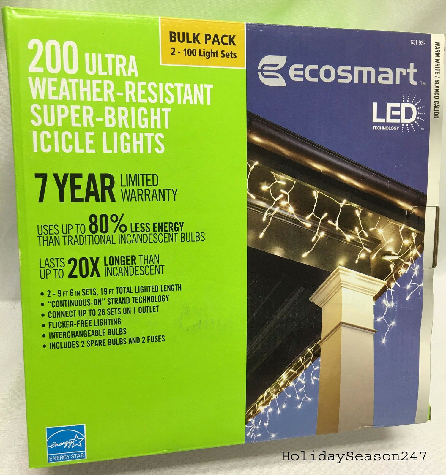 picture 2 of 3 - Ecosmart Led Christmas Lights