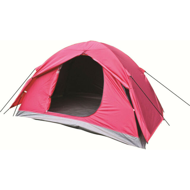 Highlander Birch 2 Person Dome Tent Easy Pitch C&ing Festivals Cadet Tango Red  sc 1 st  eBay & Highlander Birch 2 Person Dome Tent Easy Pitch Camping Festivals ...