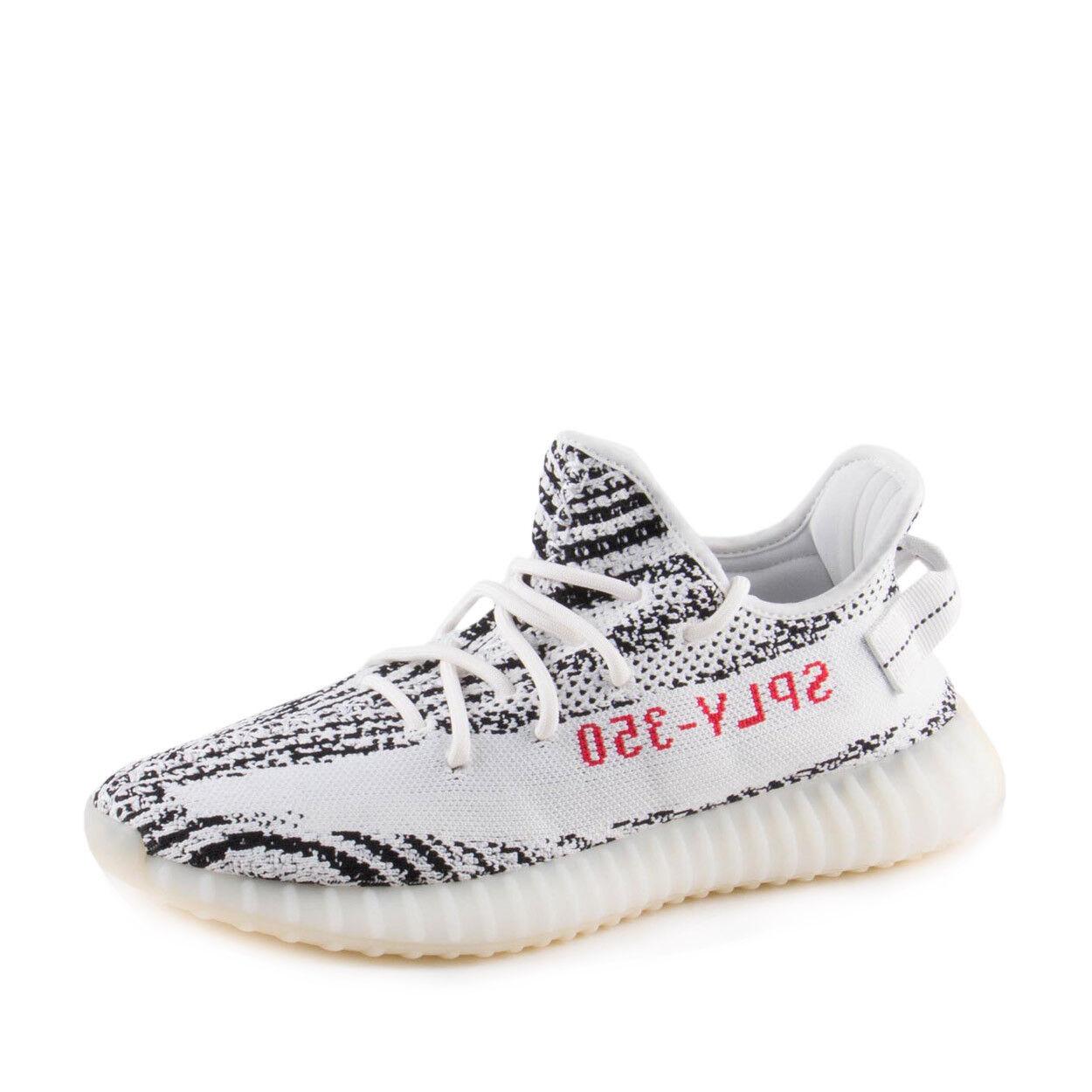 adidas Cp9654 Yeezy Boost 350 V2 Zebra in Hand 9