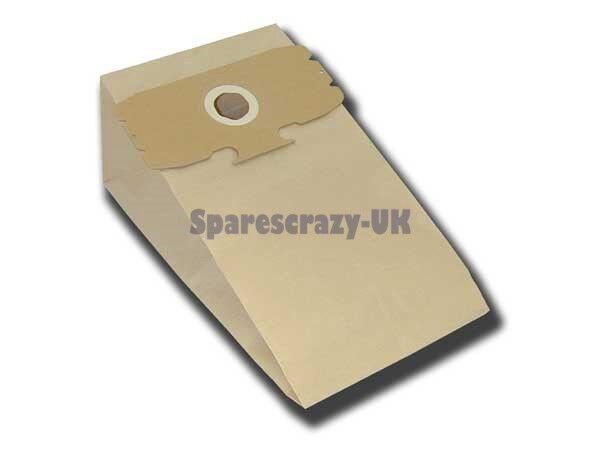 zum Anpassen AEG Exklusiv 6002 6009 GR15 Papier-Staubbeutel Staubsauger 5er Pack