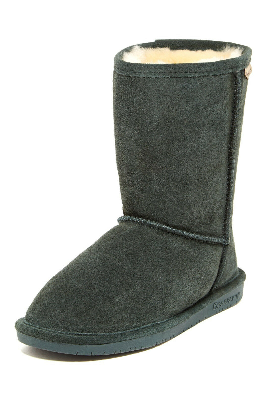 everVert bearpaw 608 courte w emma courte 608 taille de 6 m femmes bottes occasionnels 61d0e3