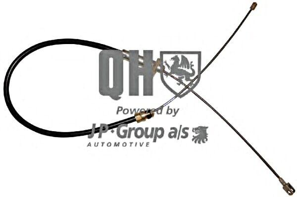 Handbrake Cable Left Rear Disc Fits Mercedes Vaneo W414 W168 414