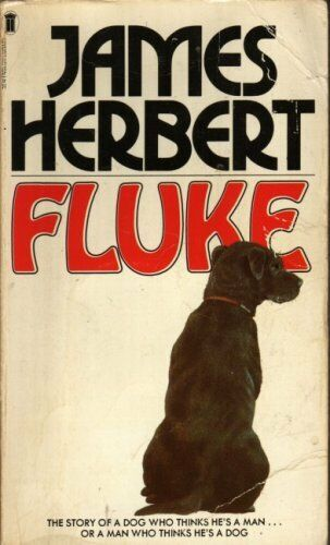 BOOK-Fluke: NTW,James Herbert- 9780450038280