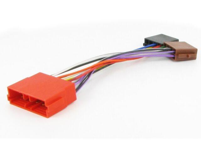 peugeot 405 cd radio stereo headunit iso wiring harness lead adaptor rh ebay com Peugeot 605 Peugeot 206