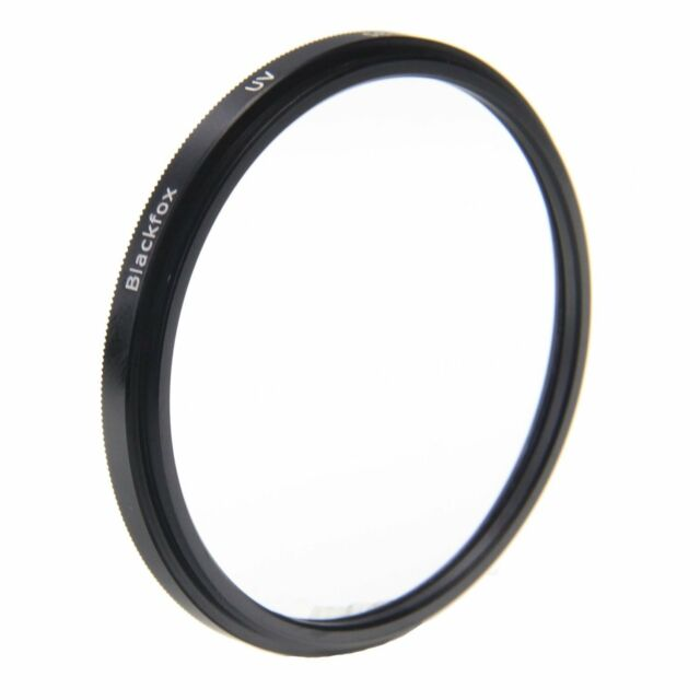 Blackfox UV Filter Protection Filter 82 mm 16x Coated mc-glass Wide Angle