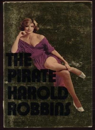 BOOK-The Pirate,Harold Robbins
