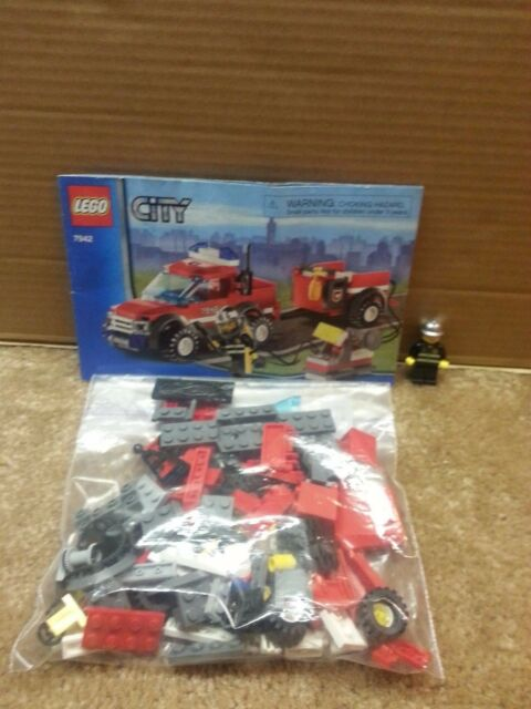 Details about 7942 off-road fire rescue city town lego | ebay.