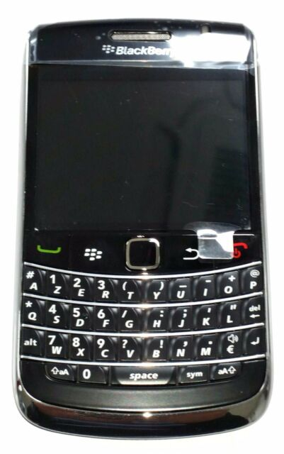BlackBerry Bold 9700 - Black (Unlocked) Smartphone (QWERTY Keyboard)