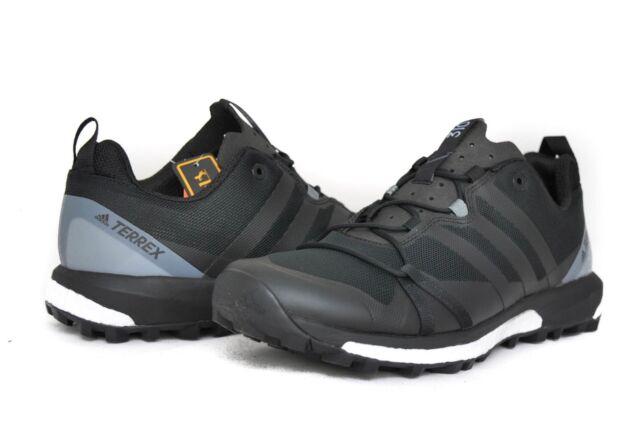 Adidas Men's Terrex Agravic BB0960 in Black Black Vista Grey Sz 8-12 New