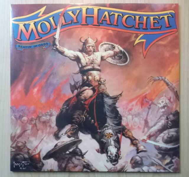 MOLLY HATCHET LP: BEATIN' THE ODDS (2013, NEU; 180 GRAM)