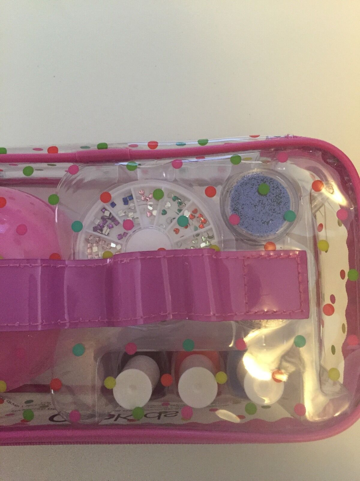 GapKids Manicure Pedicure Kit With Nail Dryer in Bag Battery Not ...