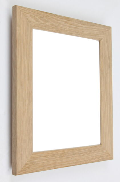 Wide Real Solid Oak Picture Photo Frames Uk Available In All Sizes