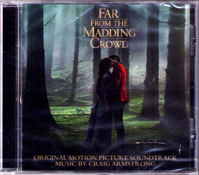 FAR FROM THE MADDING CROWD Craig Armstrong Soundtrack CD Am grünen Rand der Welt