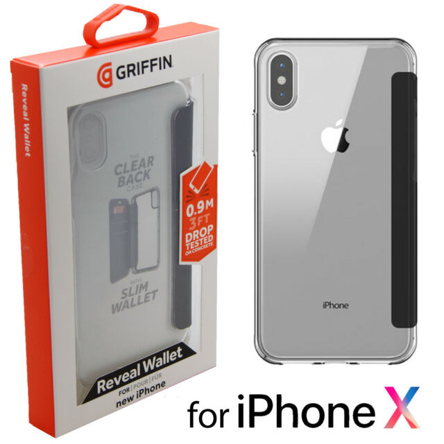 custodia a libretto per iphone x