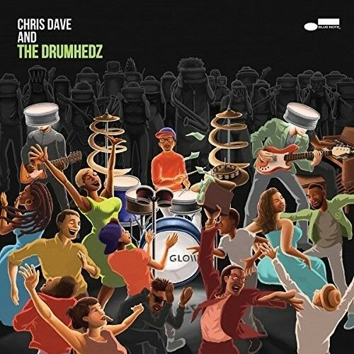 Chris Dave - Chris Dave And The Drumhedz [New CD] Explicit