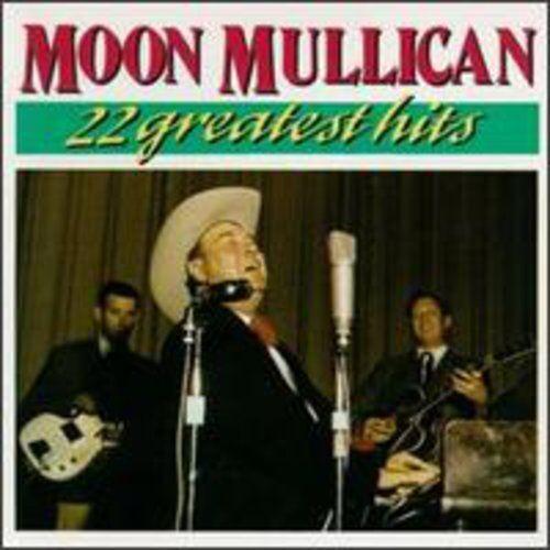 Moon Mullican - 22 Greatest Hits [New CD]