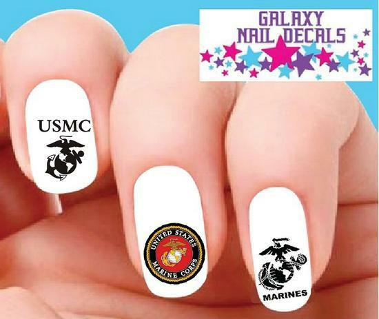 US Marine Corps. Rectangle Sticker