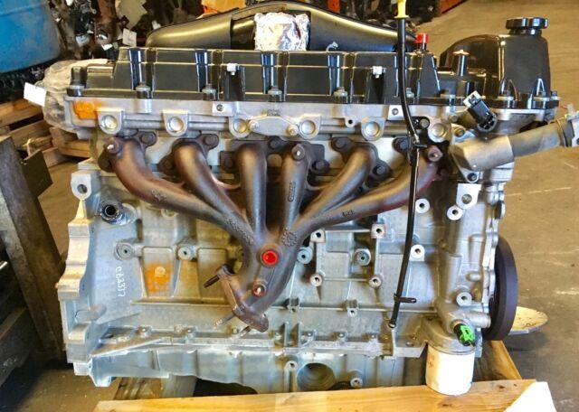 2002-2005 Chevrolet Trailblazer GMC Envoy Engine 4.2l 88k ...