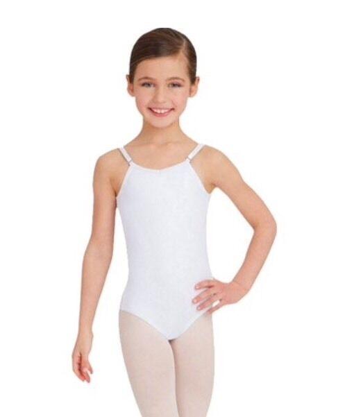 Nude camisole dancewear juventude