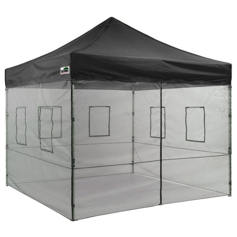 Picture 13 of 15 ...  sc 1 st  eBay & Eurmax Premium EZ Pop up Food Service Canopy Tent Package ...