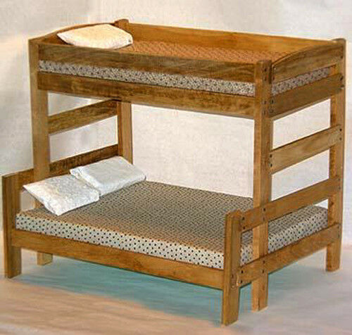Twin Over Full Bunk Bed Woodworking Furniture Plans Save Money Do It