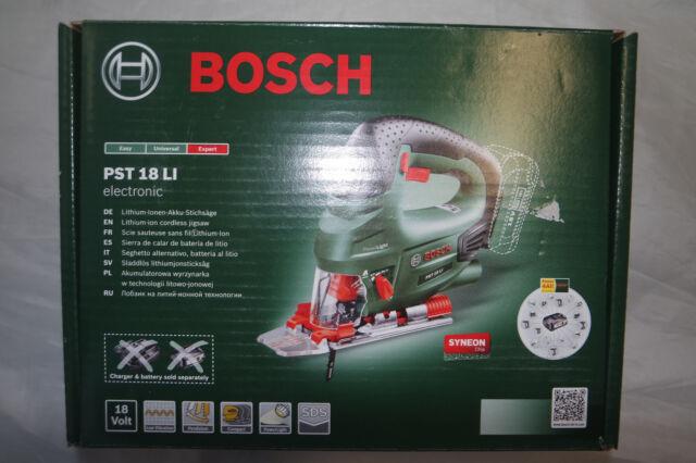 BOSCH 0603011002 PST 18 LI Akku-Stichsäge
