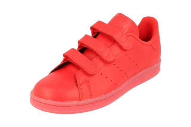 scarpe adidas stan smith rosse