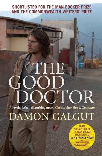 The Good Doctor,Damon Galgut- 9780857891723