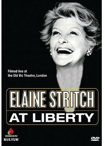 Elaine Stritch At Liberty (2013, DVD NEW)