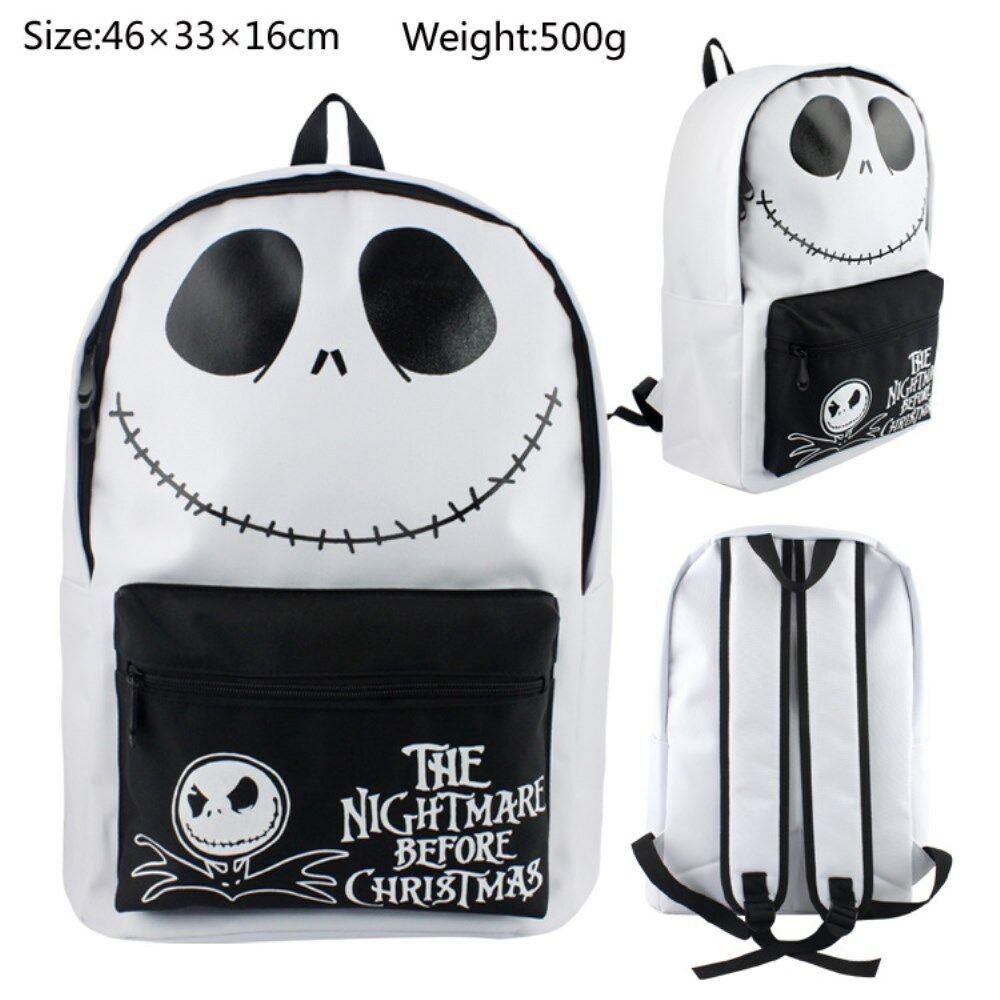 picture 1 of 6 - The Nightmare Before Christmas Backpack