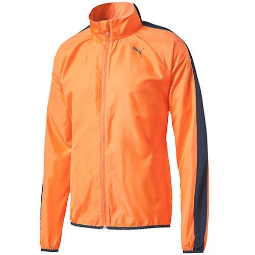 PUMA PE Mens Running Wind Jacket Lightweight Windrunner 513830 EE Orange - 513830  04 S | eBay