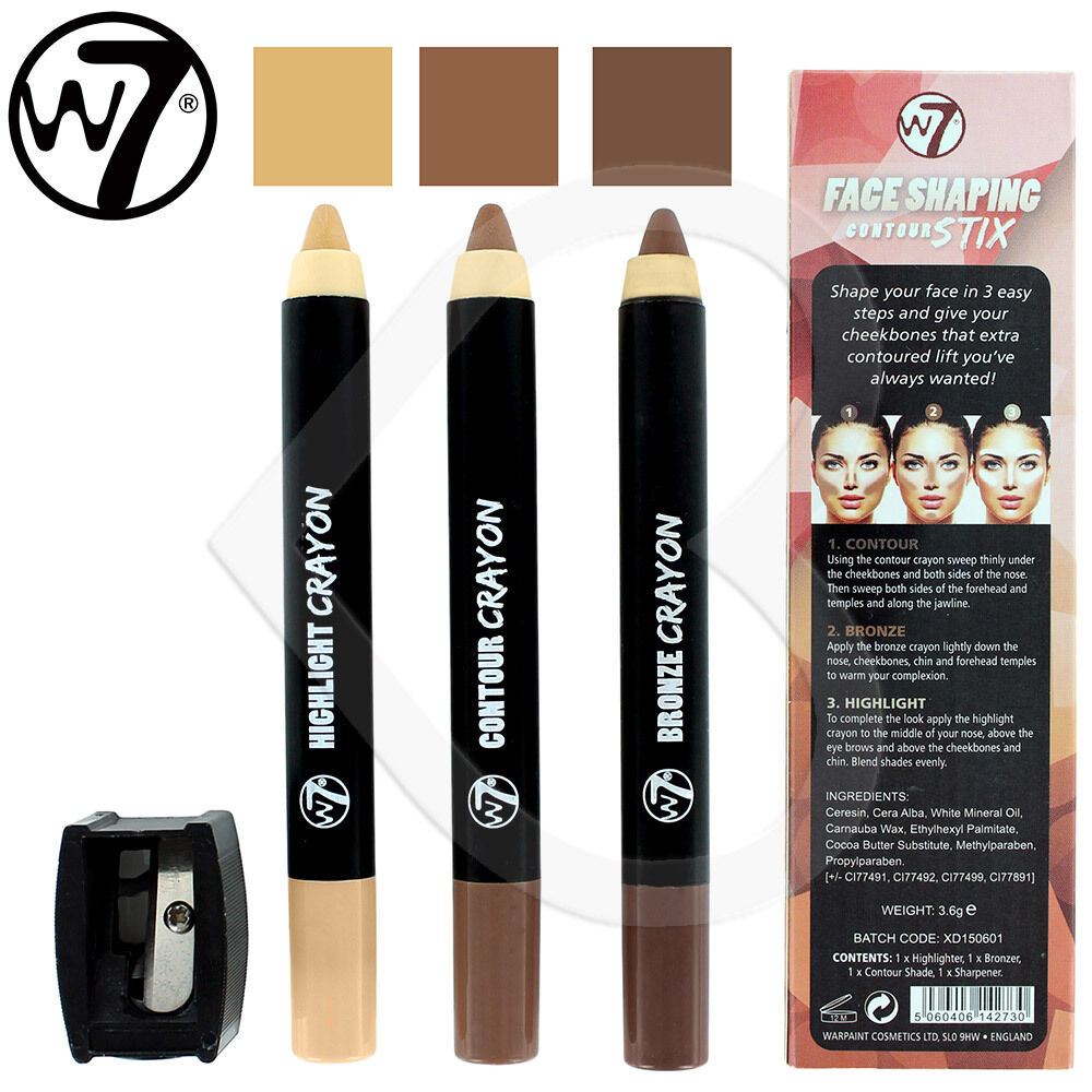 Face Shaping Contour Stix by w7 #13